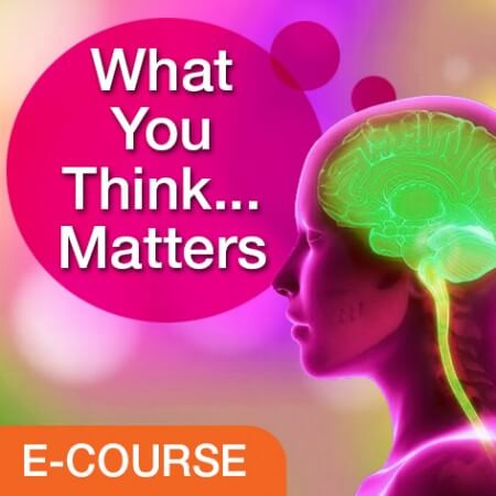 WhatYouThinkMatters-eCourse